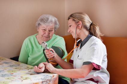 Häusliche Pflege, Logopädie in der Altenpflege
