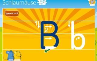 App Schlaumäuse Spracherwerb Screenshot
