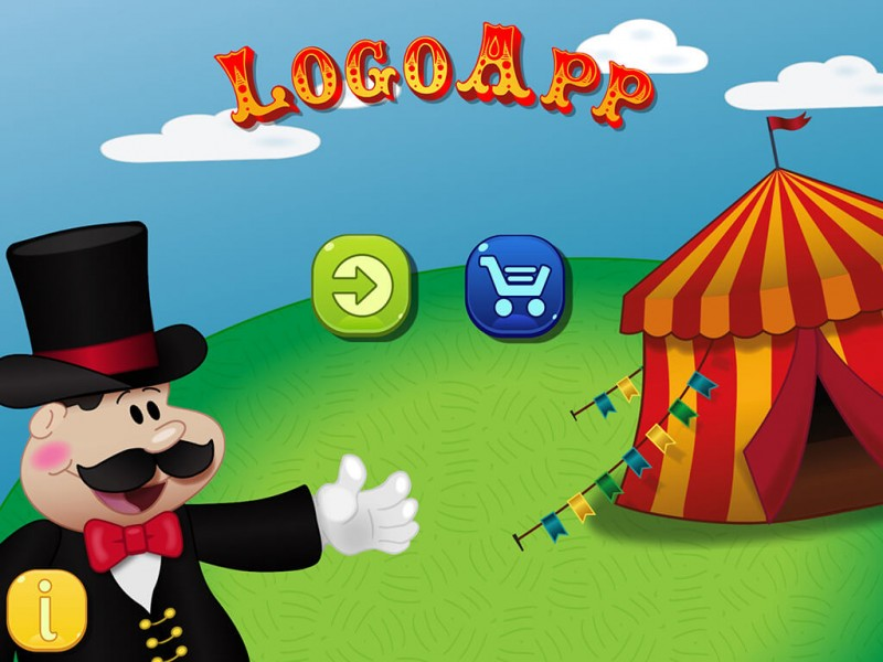 """Spielerisch die Sprache erlernen mit der Logo App """"Logopädie und Sprachtraining"""""""